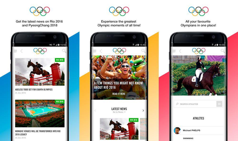 rio2016 theolympics