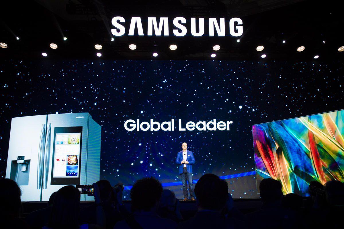 El enfoque de Samsung sobre IoT en el CES 2018