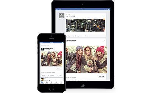 Segmentación de Facebook solo celulares