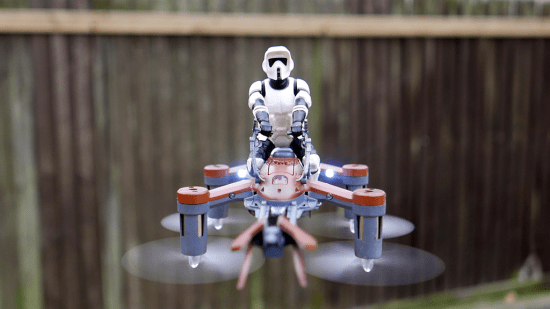 Star Wars Propel Drones